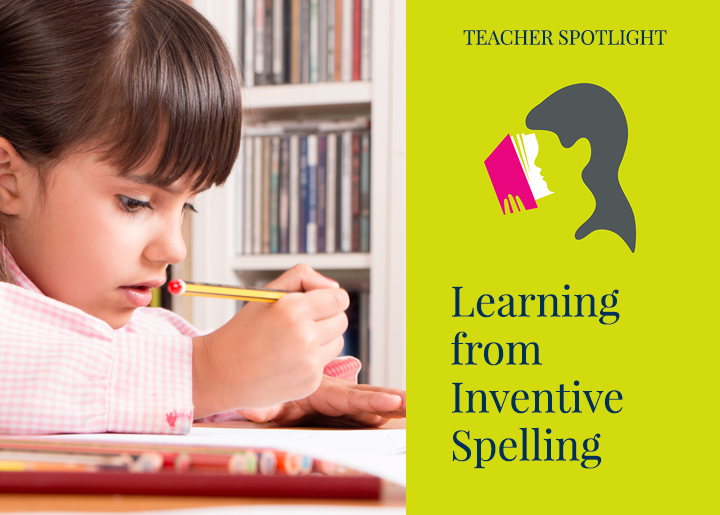 Learning from Inventive Spelling