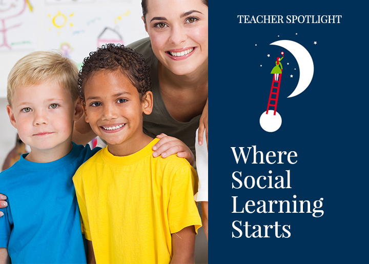 Where Social Learning Starts