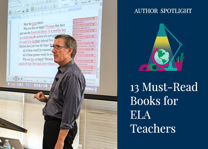 13 Must-Read Books for ELA Teachers