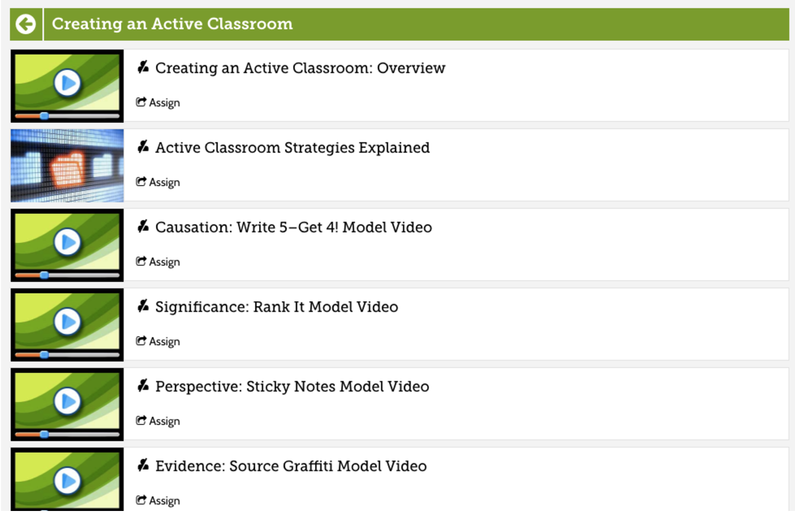 Engage The Brain With Active Learning Strategies Fresh Ideas For
