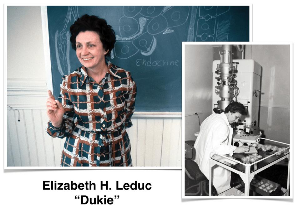 Elizabeth Leduc - Ken Miller