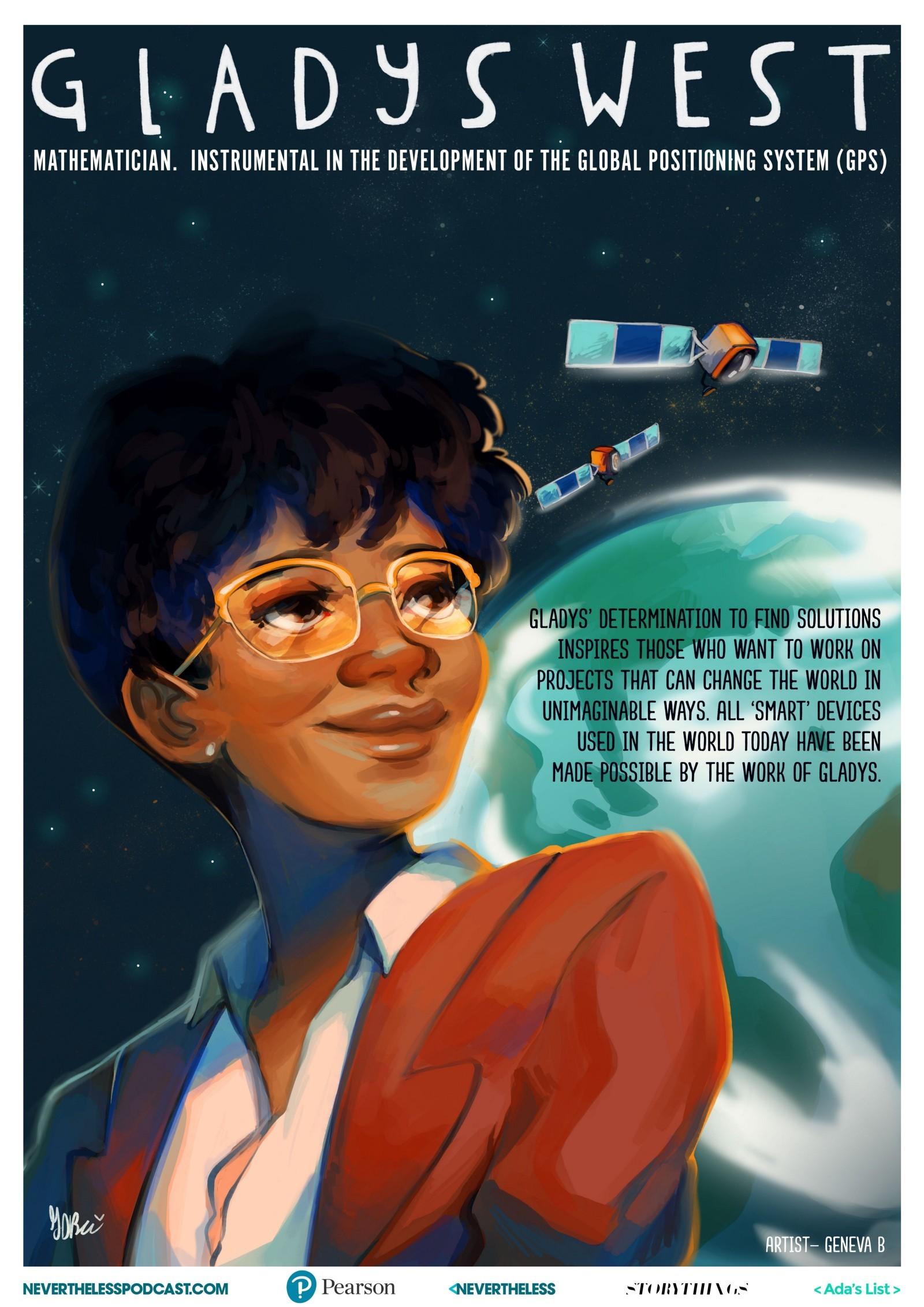 Gladys West Mathematician