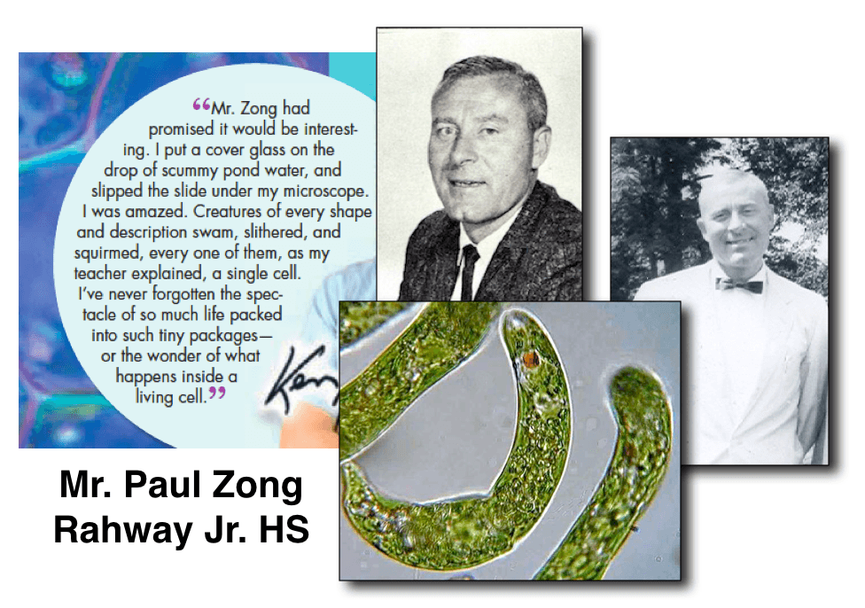 Paul Zong - Rahway Jr. High School