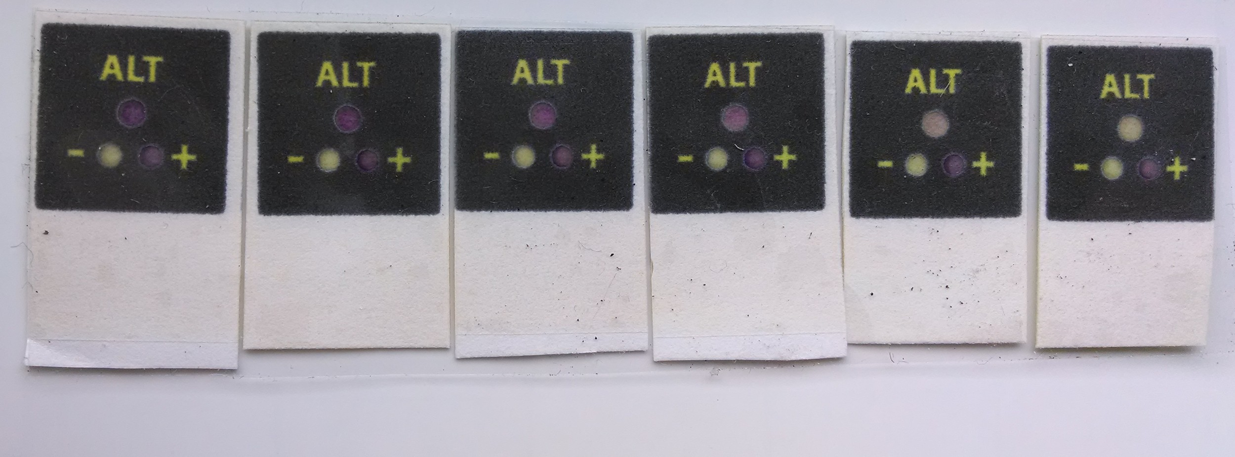 Diagnostics for All - Paper Based Technology